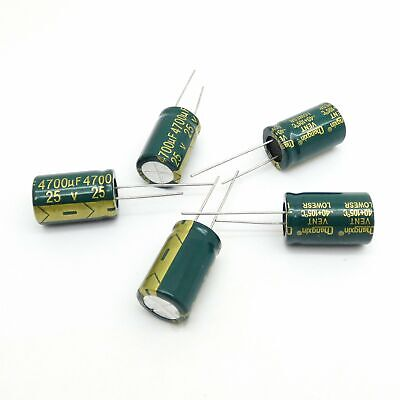 New Snap In 2 Pin Capacitor 450V 330UF 30mm Diameter 45mm Height