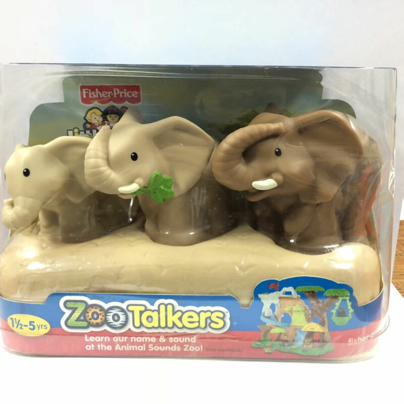 Fisher Price Little People Zoo Farm Animals Pets Disney Figure Kids Toys Gift