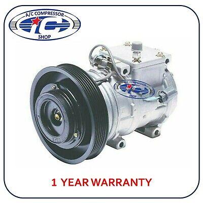 A/C Compressor Fits Acura CL 98-99 Honda Accord 98-02 L4 2.3L OEM 10PA17C -