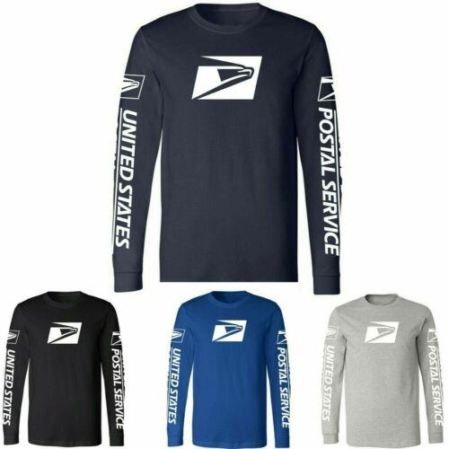 United States Postal Service Long Sleeve T-Shirt - USPS - Made to Order