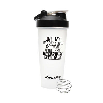 - PROTEIN SHAKER BOTTLE / BLENDER CUP 28OZ, BPA FREE, Attractive Design, USA STOCK
