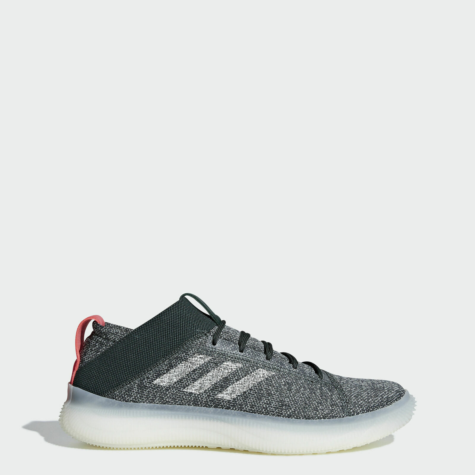 NEW MENS ADIDAS PURE BOOST TRAINER SNEAKERS BB7216-SHOES-SIZ