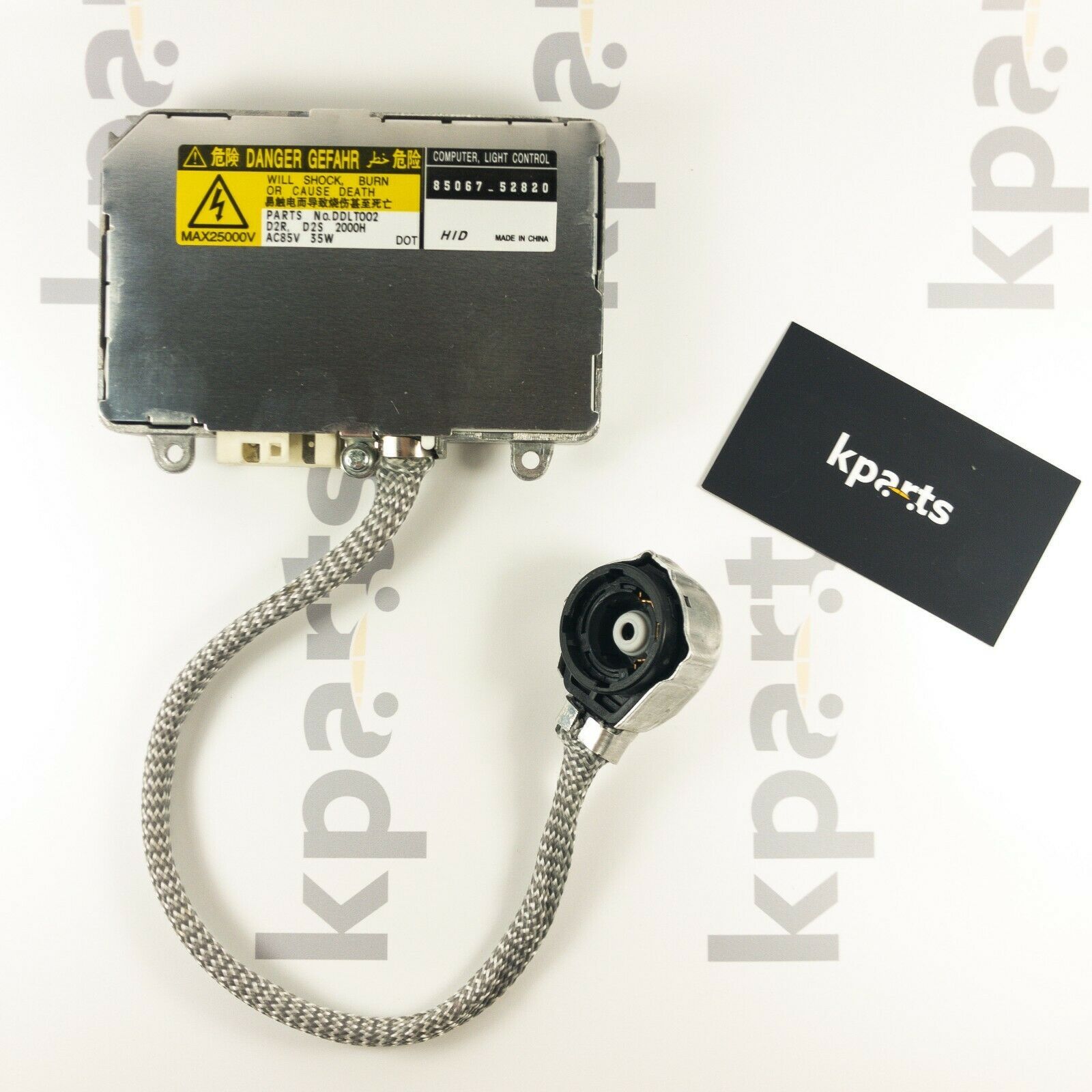 Porsche Lexus Mazda toyota balastro Xenon unidad de control 85967-50020 ddlt 002