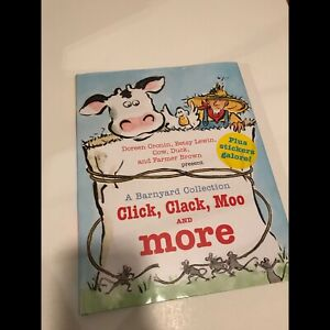 Click, clack moo and more stories in one volume