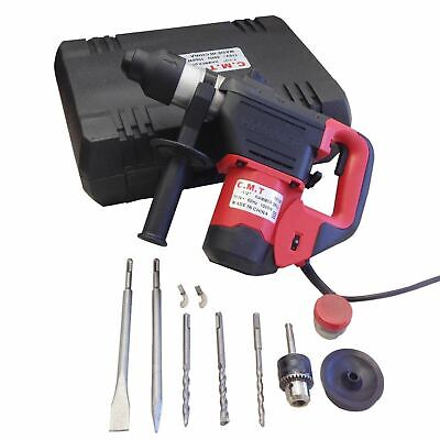 Electric Sds Plus Rotary Roto Hammer Drill Concrete Chipping And Drilling Tool