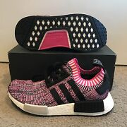 Adidas NMD PK Rose Pink US4 DS ( Fit US4.5/4) Melbourne CBD Melbourne City Preview