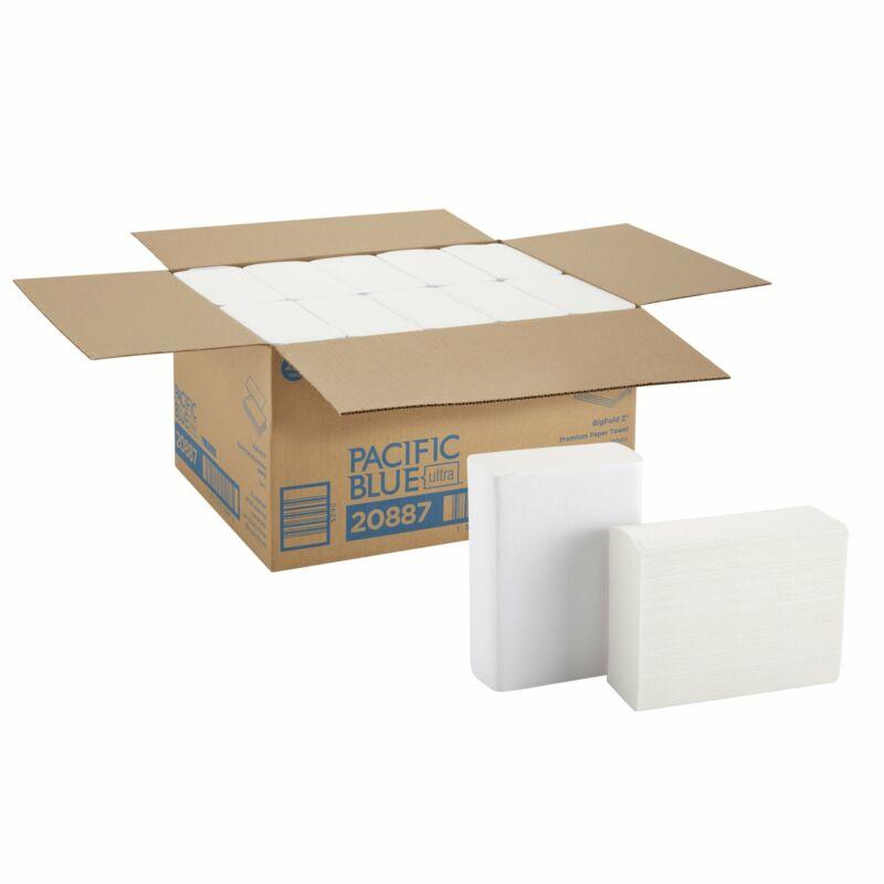 Pacific Blue Ultra Z-Fold Paper Towel 20887 10 Case(s) 220 Towels/ Case