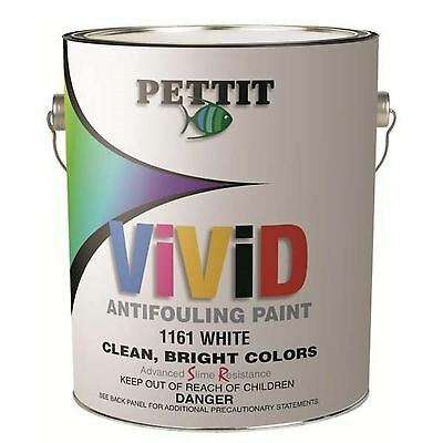 Pettit Vivid Hard Ablative Antifouling Bottom Paint Gallon - Pick Color