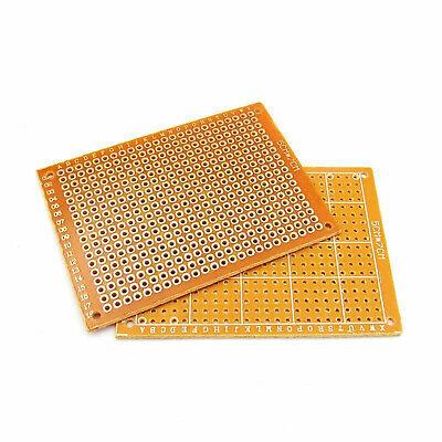 5pcs Diy Prototype Paper Pcb Universal Board 57 Cm 57 Cm