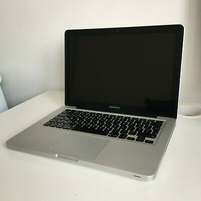 "*Vintage and Obsolete* Apple MacBook Pro 13"" 4GB Early 2011 Intel Core i5"