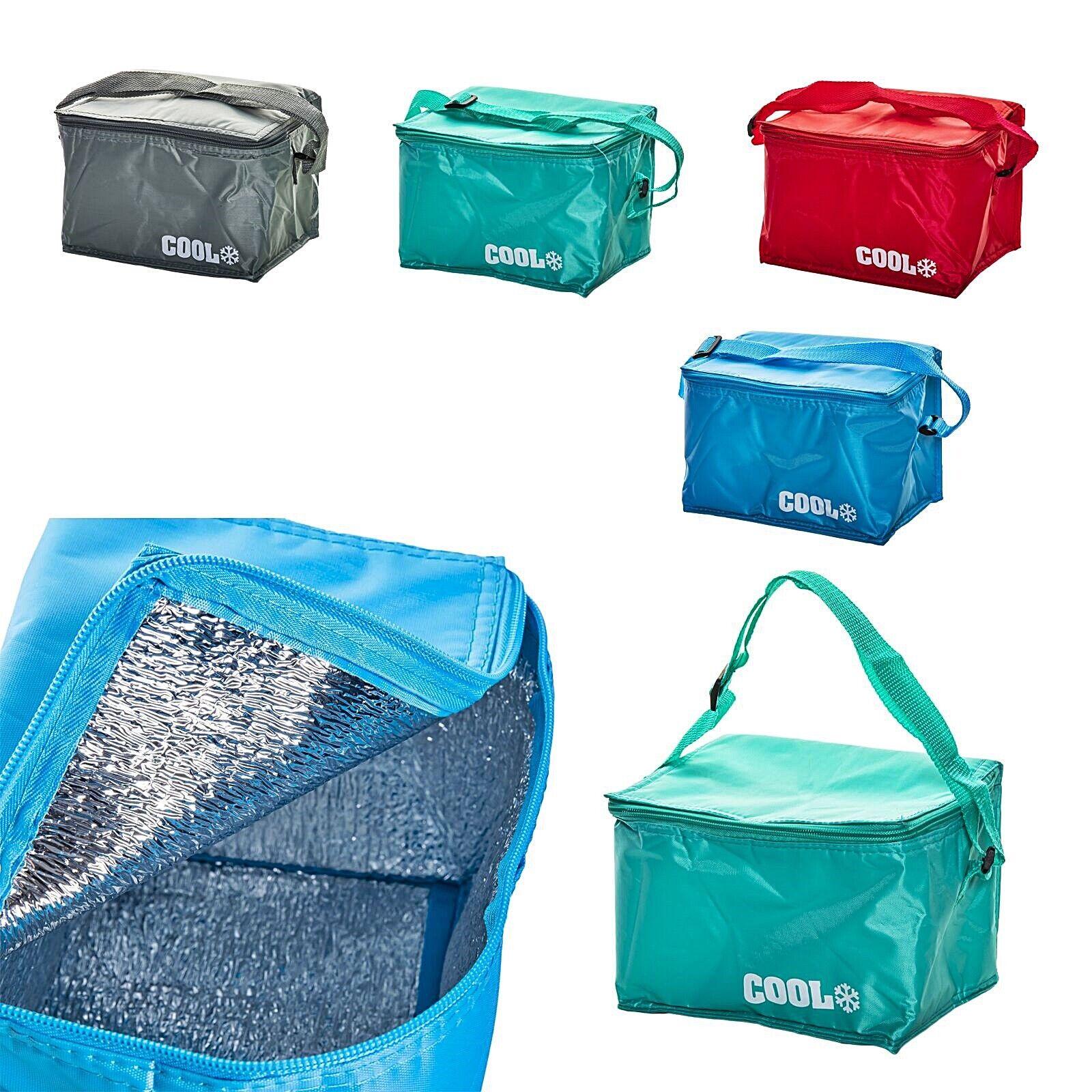 Kühltasche klein Mini Thermobox 4 Liter Isoliertasche Kühlbox Thermotasche