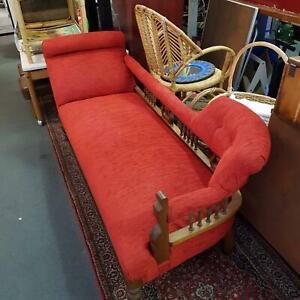 New Upholstered Vintage Day bed