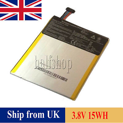 Tablet Battery C11-p1304 For Asus Pad M81c, Me137, Me173x, Me176c Memo Pad Hd 7