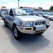 2003 NISSAN NAVARA D22 ST-R 3.0 DIESEL MANUAL 4X4 $8990 St James Victoria Park Area Preview