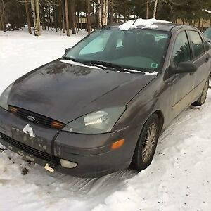 Parts car ford focus 2004 se