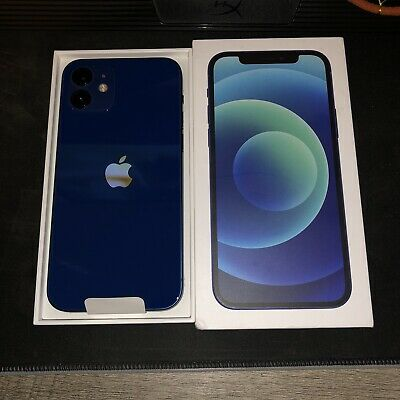 Apple iPhone 12 - 64GB - Blue (T-Mobile)