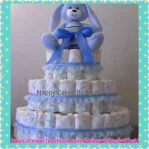 Nappy Cakes by Khat St Johns Park Fairfield Area Preview