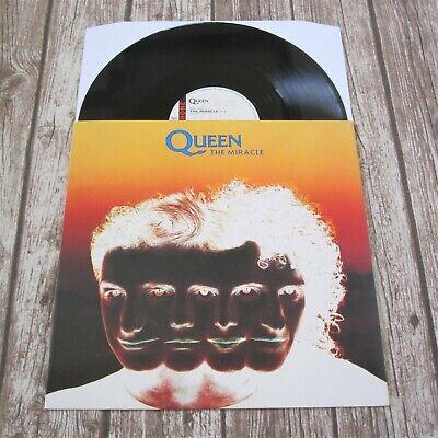 """QUEEN : The Miracle - 12"""" UK Vinyl Single 1989 Parlophone Record comprar usado  Enviando para Brazil"""