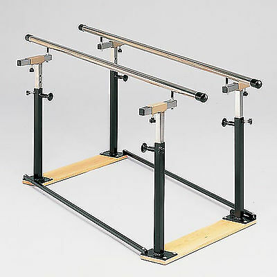 Physical Therapy Folding Parallel Bars 10'