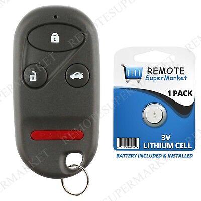 Replacement for Honda 1997-2001 CR-V 2000-2009 S2000 Remote Car Keyless Key Fob