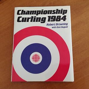 Championship  curling book