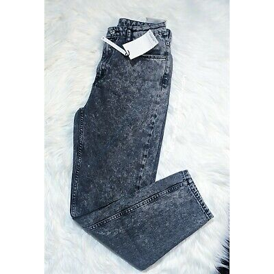 ZARA Premium Collection Mon High Waisted Jeans Size 6
