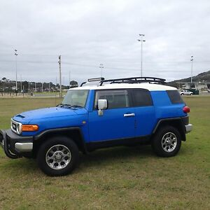 2011 Toyota FJ Cruiser Wagon Albany Albany Area Preview