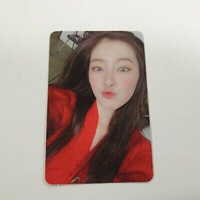 Red Velvet Repackage The Reve Festival Finale Official Irene Photocard 1p K-POP