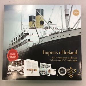 Empress of Ireland: 100th Anniversary Collection