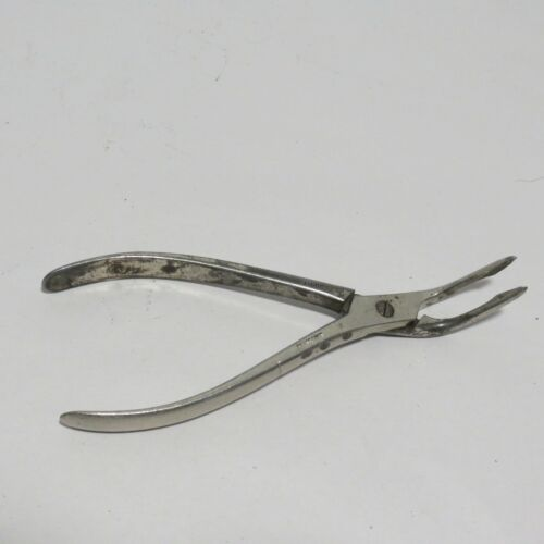SHARP + SMITH VINTAGE MURPHY SURGICAL CUPPED PLIERS