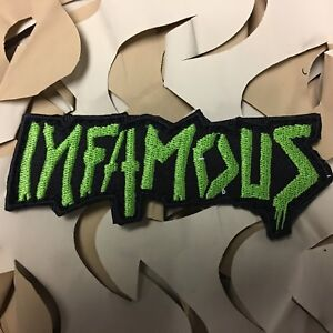 NEW HK Army Paintball Velcro Patch - Infamous
