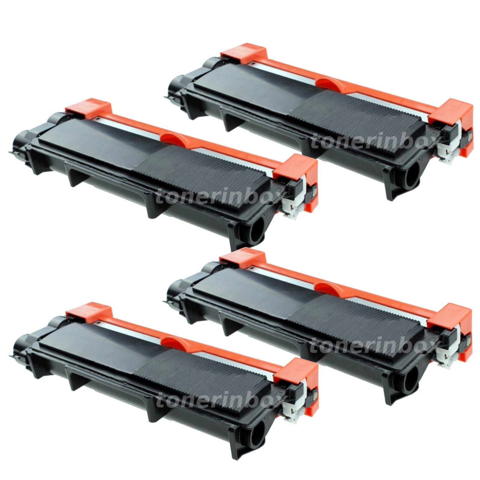 4x TN-660 TN660 HY Toner Cartridge For Brother HL-L2340DW HL