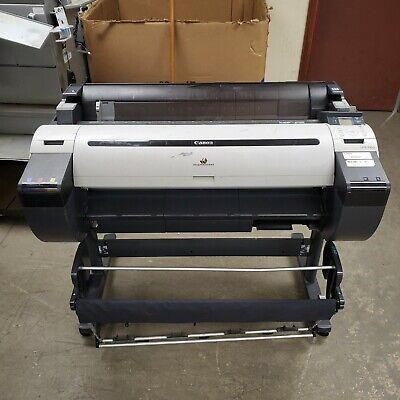 Canon - Imageprograf Ipf780 Large-format Inkjet Printer