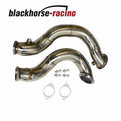 3 SS Catless Downpipes FITS BMW N54 E90E91E92E93E82135i335i Twin Turbo