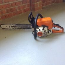 Stihl Chainsaw MS 250C Petrol Beaconsfield Upper Cardinia Area Preview