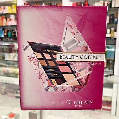 Guerlain Beauty Coffret Make Up Palette  Eyes Lips Face