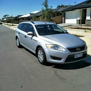 2010 Ford Mondeo LX TDCi Automatic Wagon Sunbury Hume Area Preview