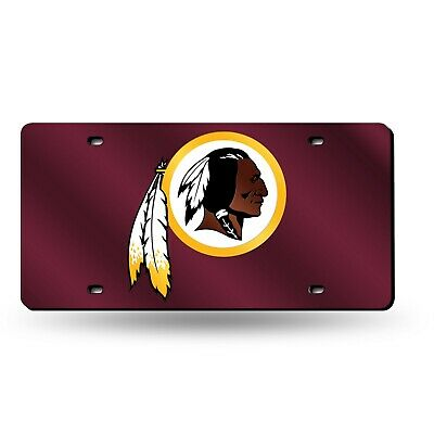 NFL Washington Redskins Logo Custom Kennzeichen