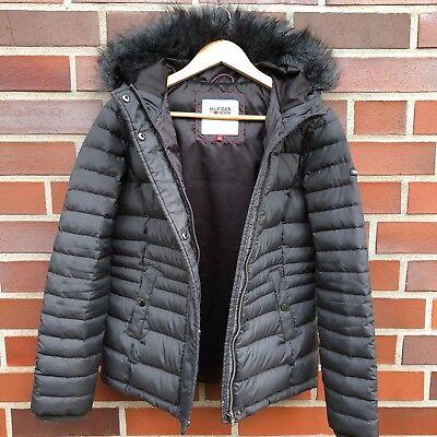 2x Damen Steppjacken Gr Camping & Outdoor S Farben Schwarz und Lachs getragen  guter Zustand