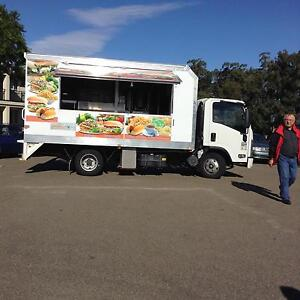 Mobile Food Catering Truck  - Start Your Own Business Wetherill Park Fairfield Area Preview