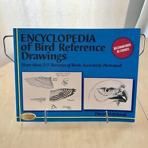 Bird Reference Drawings Encyclopedia / art reference