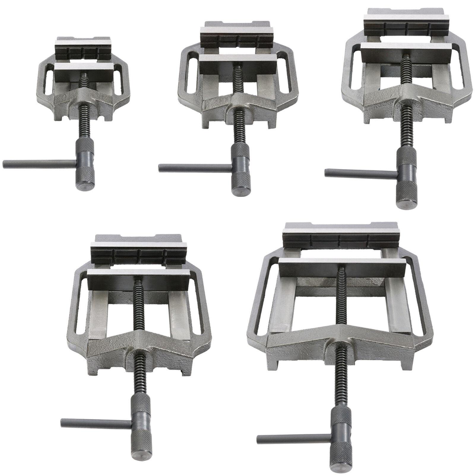 Maschinenschraubstock Schraubstock für Tischbohrmaschine Ständerbohrmaschine