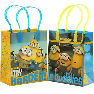 Dispicable Me Party (12PCS Dispicable Me Minions Le Buddies Goodie Party Favor Gift Birthday Loot)