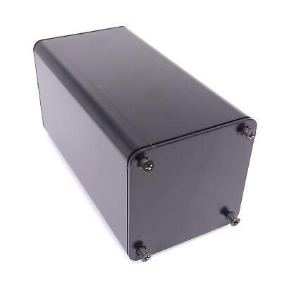 US Stock Aluminium Project Box Electronic Enclosure Case DIY 100*52*52mm
