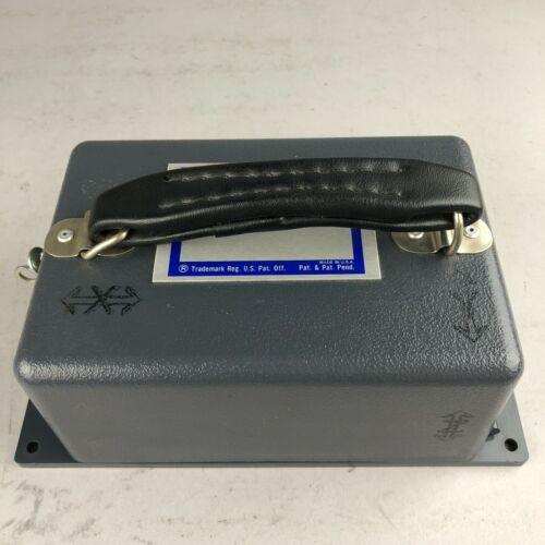 IMPACT-O-GRAPH 7379 Recording Accelerometer