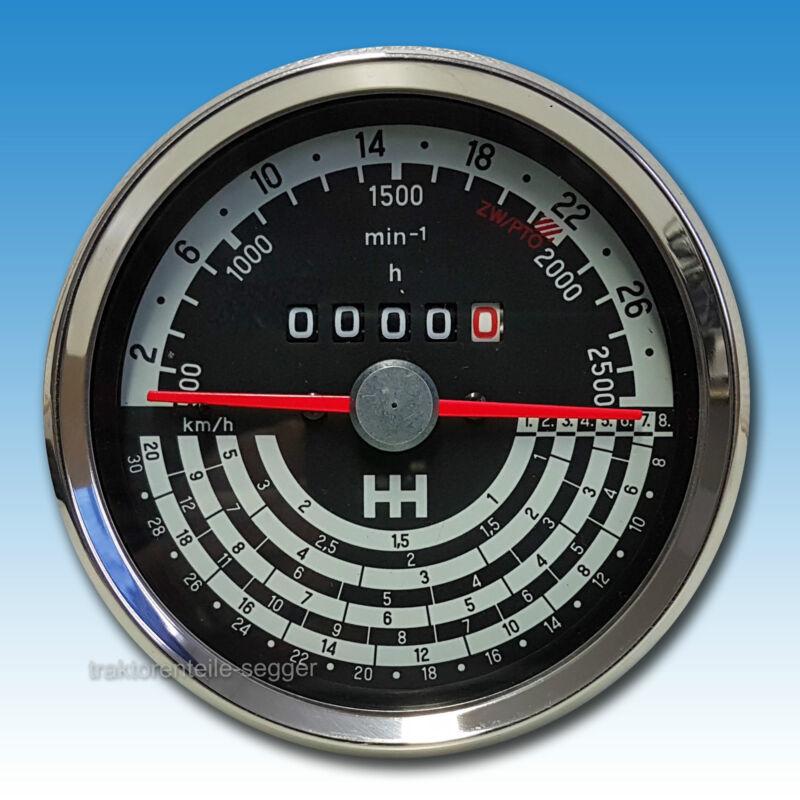 Traktormeter 2 bis 30 km/h kompatibel mit IHC rechts drehend Traktor 524 Foto 1