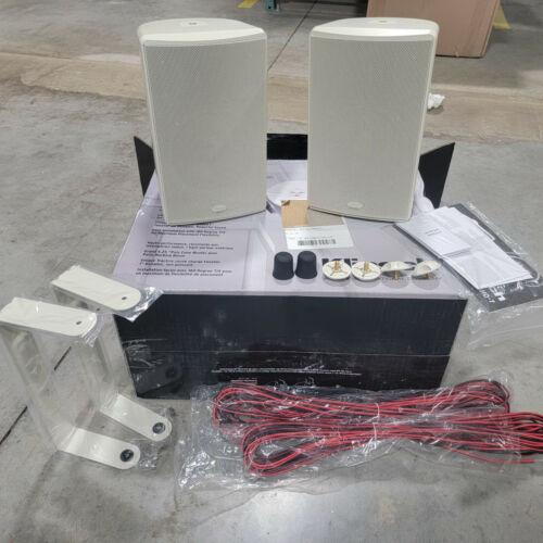 Klipsch KHO-7 Synergy Home 2 Way Indoor Outdoor Speakers Pair 75W / 150W Peak