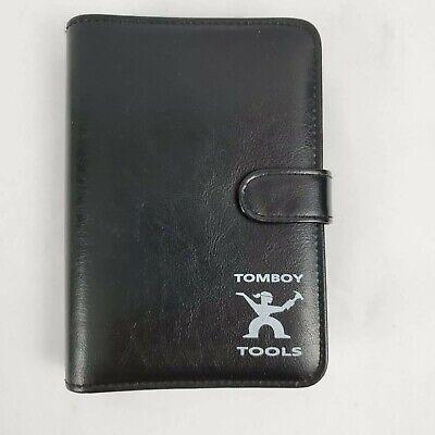 Tomboy Tools Compact Planner Organizer 6 Rings Binder 7 X 5.25 Wcalculator
