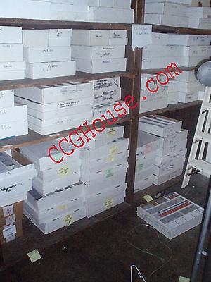 Magic - HUGE MTG COLLECTION Over 14,000 Cards! Bulk Lot *CCGHouse* (14000)
