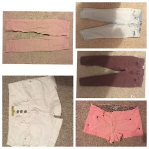 Gently used women's clothing